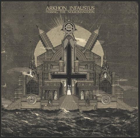 ARKHON INFAUSTUS - Un extrait du futur EP dévoilé
