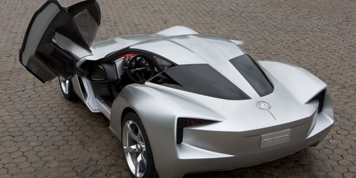 Chevrolet Corvette C7 2012 - 2013 Stingray Concept