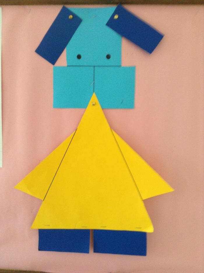Apprendre, observer, représenter les formes géométriques.