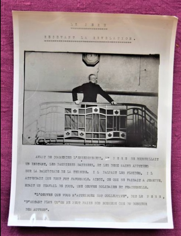 Musée de Folklore et des Imaginaires-03-Le Père recevant la révélation (inventaire.proscitec.asso.fr)