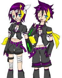 Rin & Len Gokune