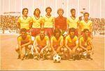 Finale des Juniors :le 19.6.1976  NAHD - RCG Oran 3-1