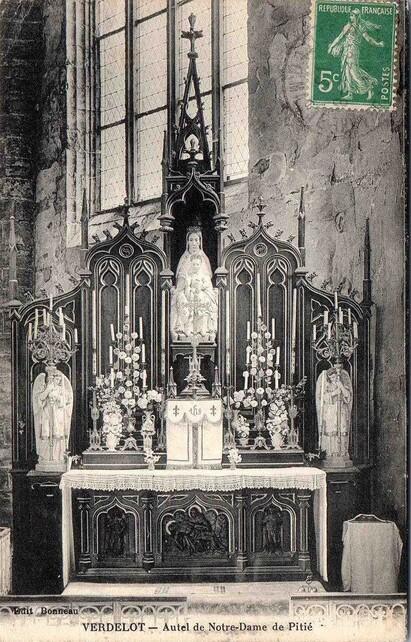 Verdelot, Notre-Dame de Pitié