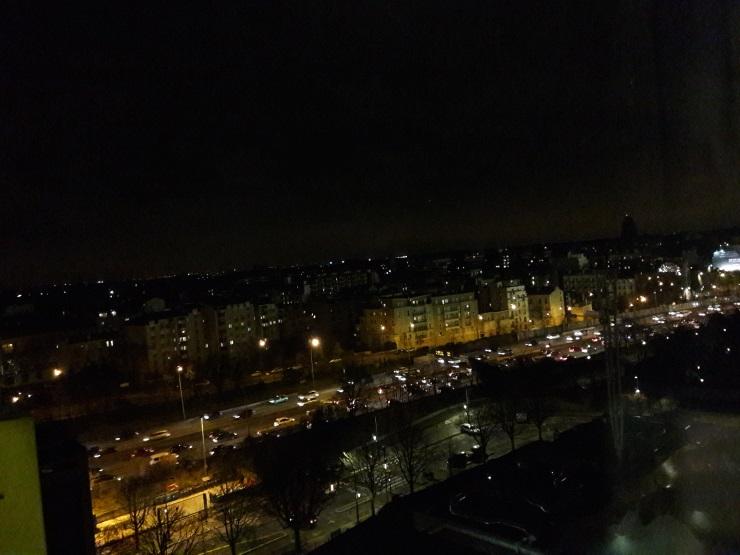 W-end parisien.