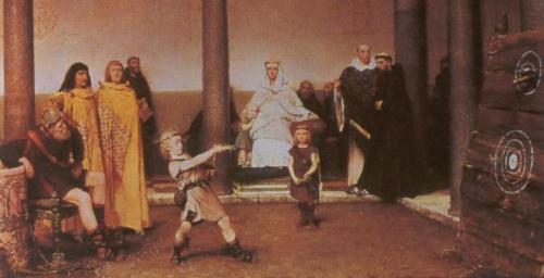 Les Mérovingiens - le Patriarcat