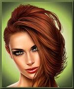 Avatars visages de femmes