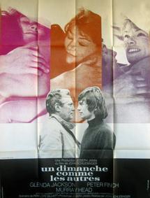 UN DIMANCHE COMME LES AUTRES BOX OFFICE FRANCE 1971