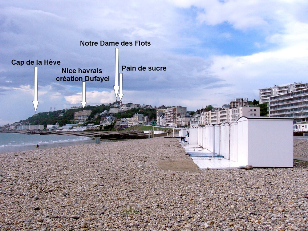 Le Havre - Ste Adresse