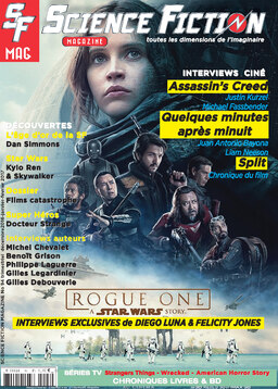 science fiction magazine No 94 en kiosques