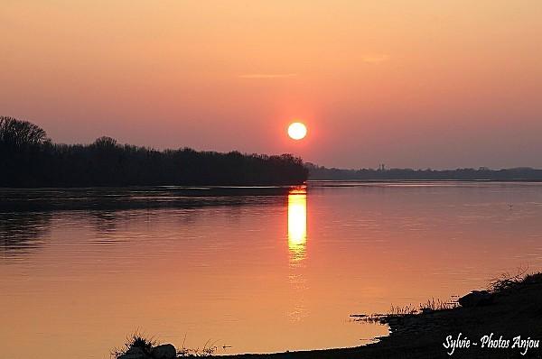 Coucher de soleil (26 février 2012) - OB
