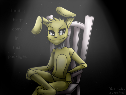 ~Terrible Things Come In Small Packages~ Plushtrap