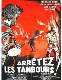 ARRÊTEZ LES TAMBOURS BOX OFFICE FRANCE 1961