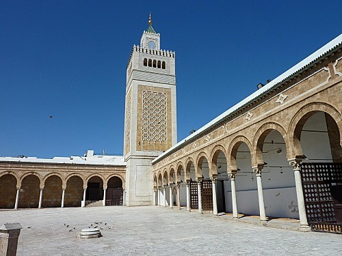 mosquée Zitouna (3)