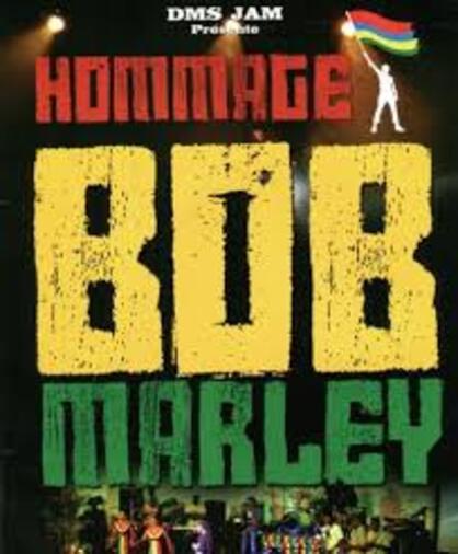 HOMMAGE A BOB MARLEY