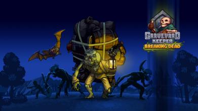 Sortie : Graveyard Keeper, le DLC Breaking Dead est là.