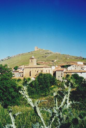 Lundi, 12 juin 2000. L'Espagne et ses campagnes me gagnent ; nous engrangeons les kilomètres.