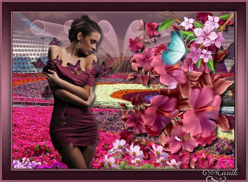 Défi des ami-es Mary Poppins & Beauty