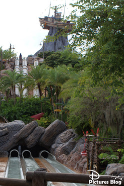 A splash of magic at Disney's Typhoon Lagoon
