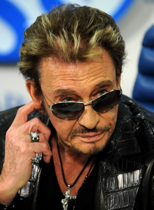 Five things you never knew about French rock legend Johnny Hallyday.