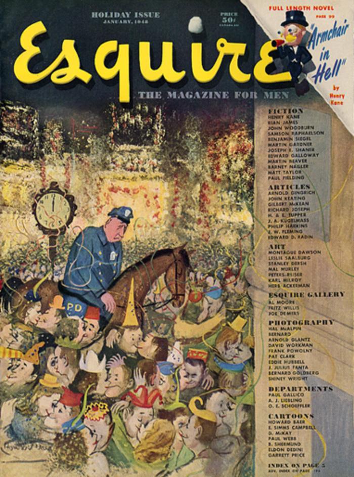magazine Esquire