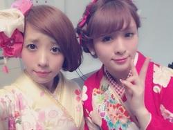 Shimizu Saki parle des Berryz
