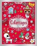 Chronique Coloriages de Noël