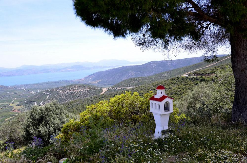 route Grèce
