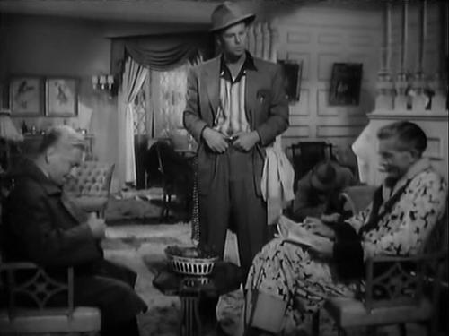 L'homme au chewing-gum, Manhandled, Lewis R. Foster, 1949