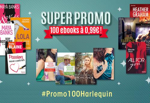 """Promo sur """"La vengeance du Highlander"""" #Promo100Harlequin"""