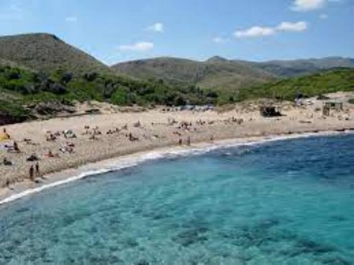 majorque - nord est de l'île  cala es matzoc