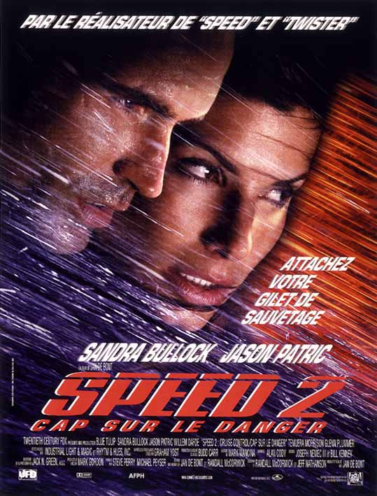 Telecharger Speed 2 : Cap sur le danger (1997) [DVDRIP] TRUEFRENCH