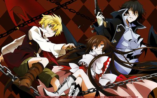 Résumé Pandora Hearts, vostfr, anime