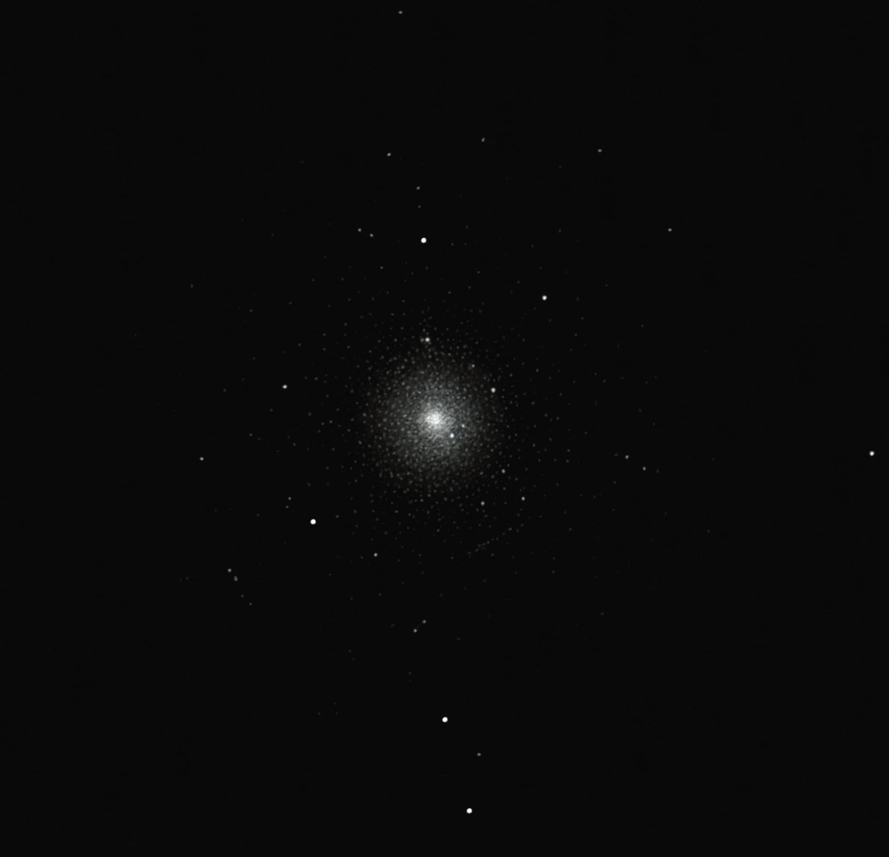 NGC 104 globular cluster