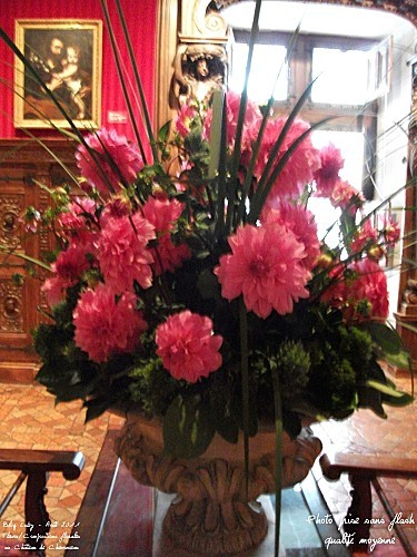 2011 aout chenonceau art floral 014