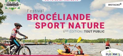 Journée Brocéliande sport nature