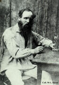 Hector Crinon, poète et paysan picard