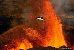 """Volcan : """"une éruption est probable à plus ou moins brève échéance"""""""