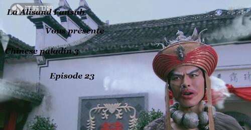 Chinese paladin 3 Episode 23