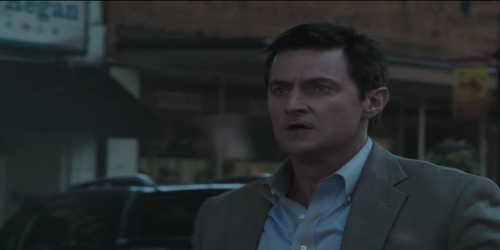 "On a vu ""Black Storm"" Richard Armitage France"