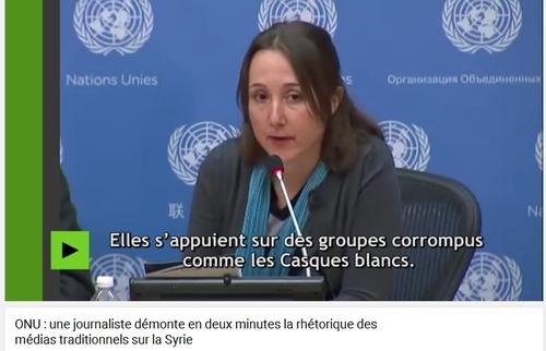 Une remarquable analyse sur la diplomatie occidentale en Syrie (Colonel Caroline Galactéros)
