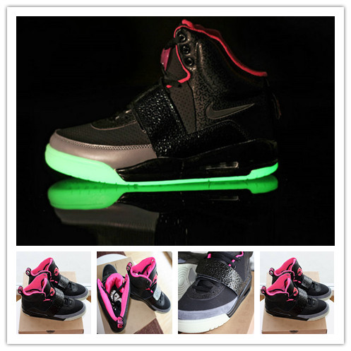That Light Up Nike Air Yeezy