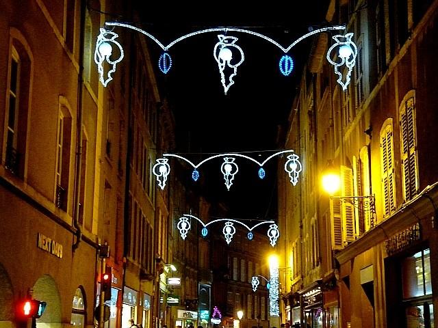 Noël rue Taison Metz 3 Marc de Metz 2011