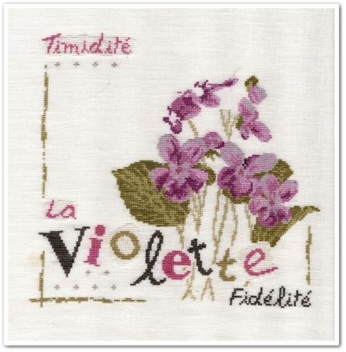 La Violette de Lilipoints 5