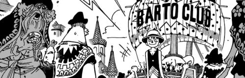 One Piece Chapitre 869