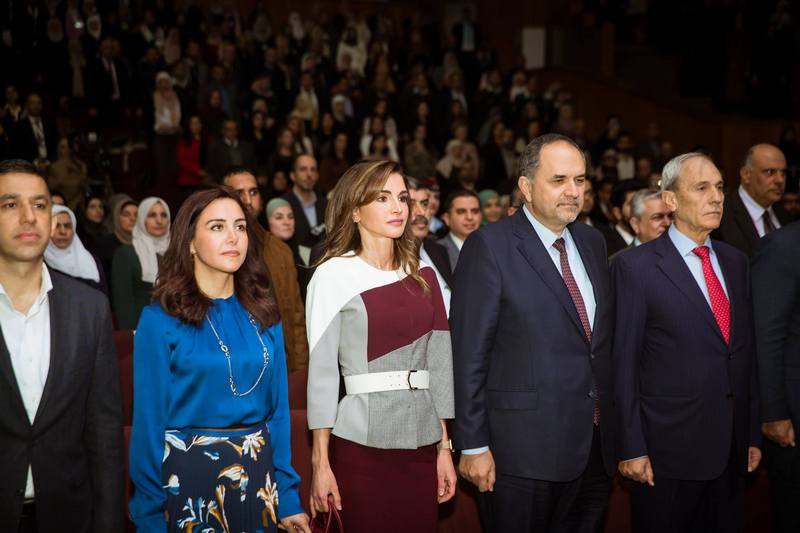 Queen Rania Award for Excellence in Education (QRAEE)