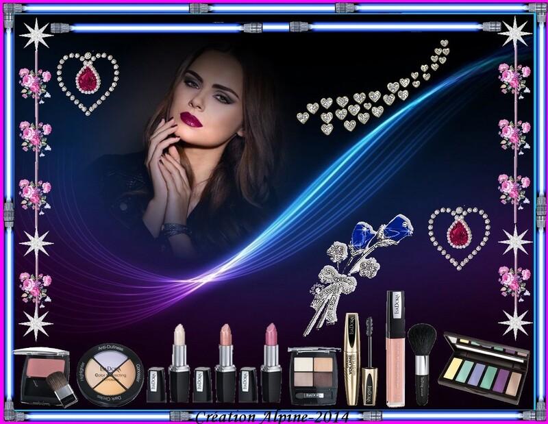 Maquillage ISADORA
