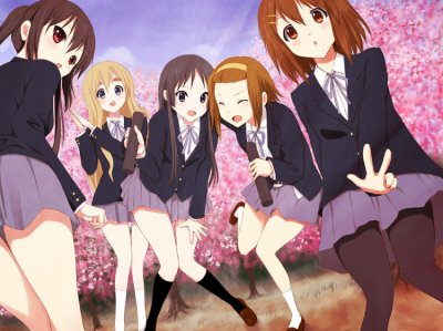 K-ON Saison 2: 01 à 27 Vostfr