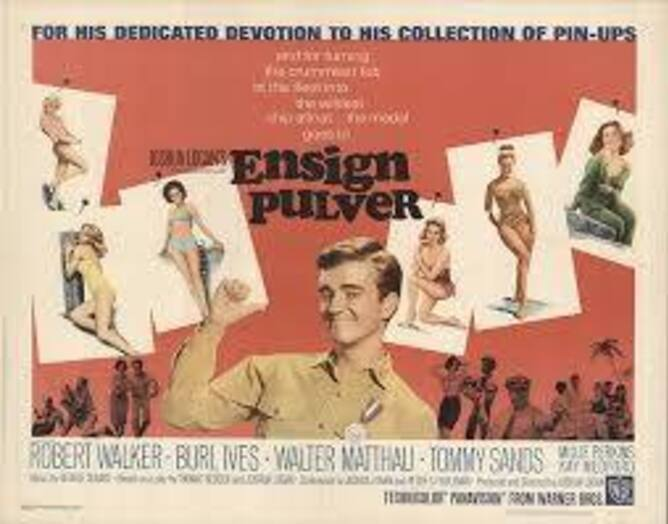 ENSIGN PULVER BOX OFFICE 1964