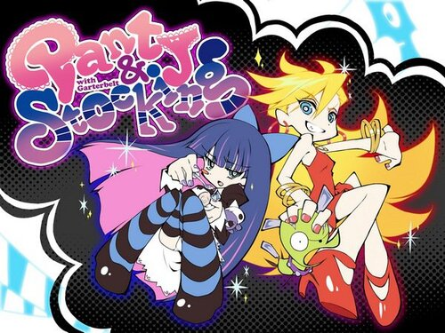 ♦ Présentation Panty and Stocking with Garterbelt ♦