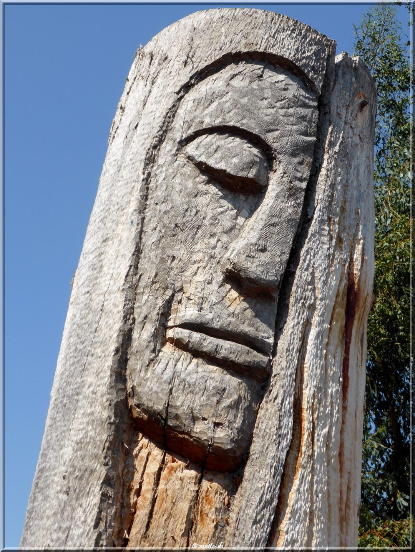 Sculptures sur bois - Calvi